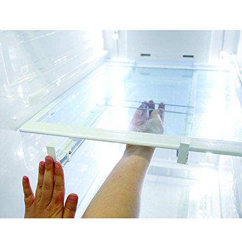 salvaspazio e cestino estraibile in organizer Piccolo Mate frigorifero casa cassetto organizzatore Snap On