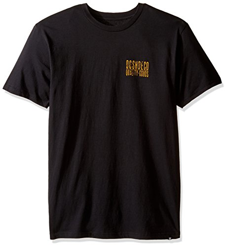 DC Men's Work Eagle Short Sleeve T-Shirt, Black, - Work Eagle Clothes