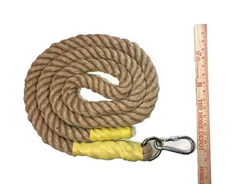 Amazon com : HandLtoolsmart Gym Climbing Ropes Width 1 18