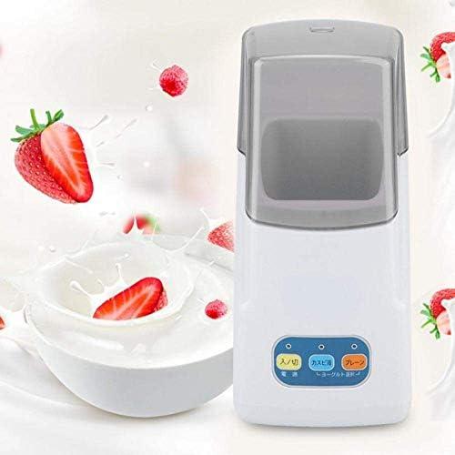 DHTOMC Fabricante de Yogur eléctrica de múltiples Funciones automático Yogurt Maker Máquina Herramienta Mini Yogur Recipiente de plástico Kithchen Xping