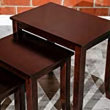 DTY Indoor Living Avon 3-Piece Nesting Table