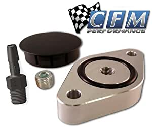 CFM Performance 4-0300 Symposer Delete with Pressure Port for 2013-2015 Ford Focus ST ST250, Model: CFM-4-0300, Car & Vehicle Accessories / Parts