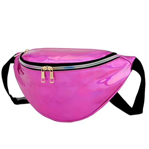 Holographic Women's Fanny Pack, 3 colors