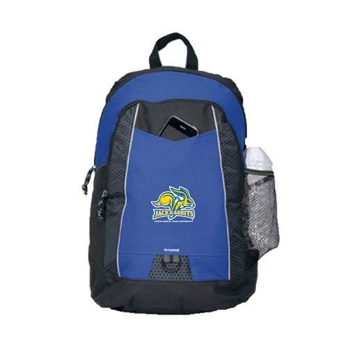 CollegeFanGear South Dakota State Impulse Royal Backpack 'SDSU Jack Rabbits'