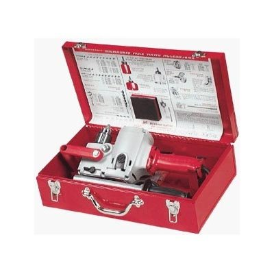 Milwaukee 1676-6 Hole Hawg 7.5 Amp 1/2-Inch Joist and Stud Drill (includes (Joist Drill Kit)