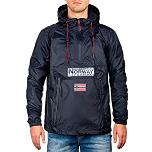 Geographical Norway Veste coupe-vent pour homme