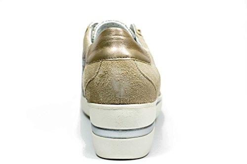 Mephisto Zapatos P5122205 P5122205 Mephisto Mujeres Beige x0nq6P1wzB