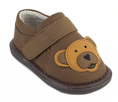 Wee Squeak Theo Bear - Size 7 by Wee Squeak