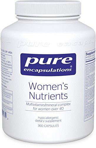 Pure Encapsulations Nutrients Hypoallergenic Multivitamin