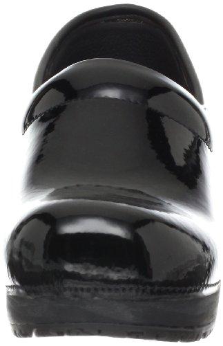Skechers Patent Clog Resistant Women's for Slip Work Black rx1qrzOg
