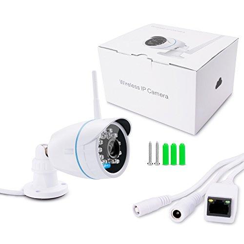 Kamtron Wireless Security Camera Outdoor Wifi Surveillance