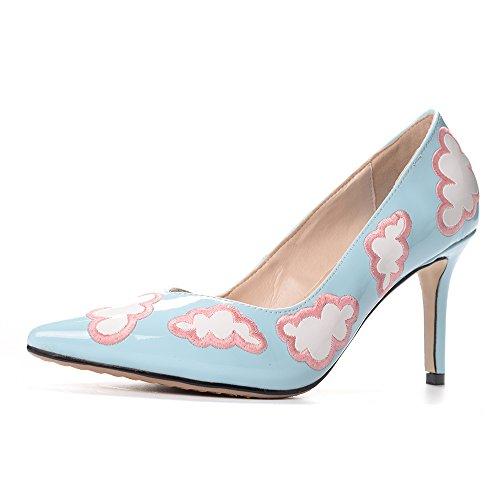 Nine SevenCourt Pumps - Zapatos de Tacón mujer Azul