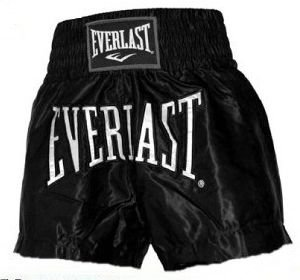 XlSports Thai Et Noir Boxe Loisirs Short Everlast NOvy8Pwmn0
