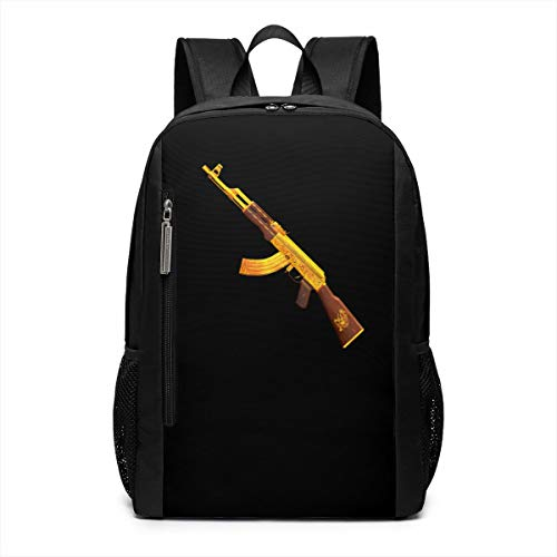 Kalashnikov AK-47 Outdoor Travel Laptop Backpack Travel for sale  Delivered anywhere in Canada