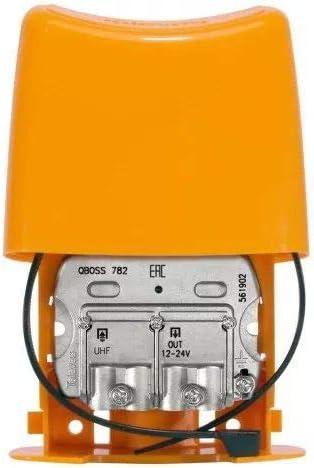 Televes Qboss - Amplificador de mástil, Color Naranja ...