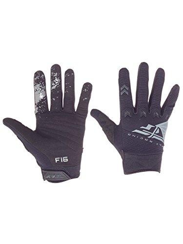Fly Racing Black 2018 F-16 Mx Gloves (Xl , (Fly Racing Mx)