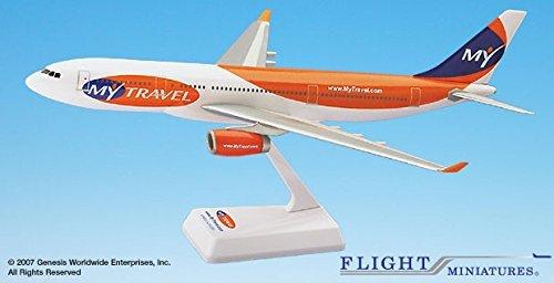 My Travel A330-200 (1:200); - 1 200 Diecast Airplane A330