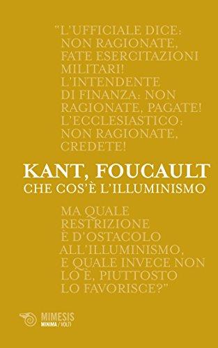 LIlluminismo (Filosofia per tutti Vol. 2) (Italian Edition)