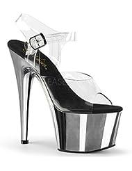 Pleaser Adore-708 Sexy Hot Exotic Dancing Clubwear 7 Womens Platform Sandal.