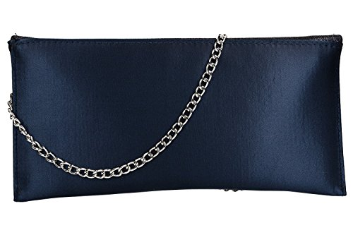 IN VN2296 ITALY ceremonia pochette azul MADE mujer de Bolsa 8n4PwfqExt