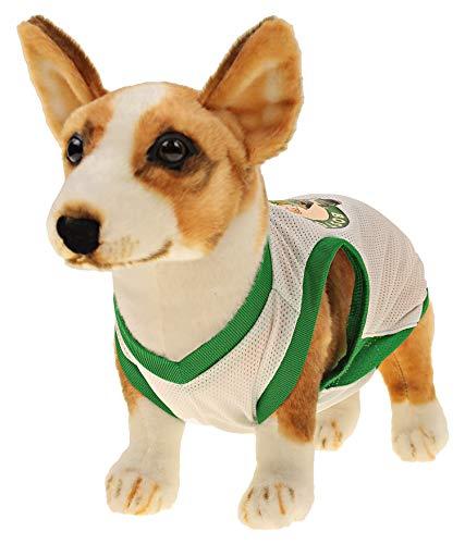 NBA Boston Celtics Basketball Dog Jersey, Small
