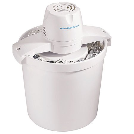 Hamilton Beach 68330r 4 Quart Ice Cream Maker