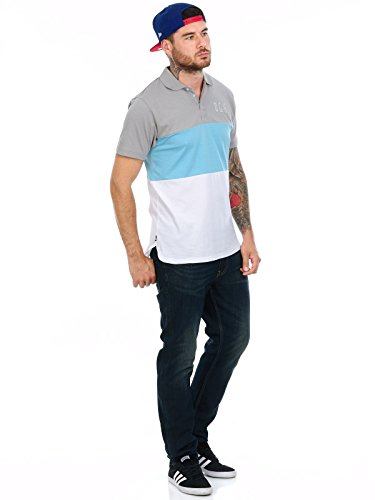 DGK Polo-Shirt Saturday Grau