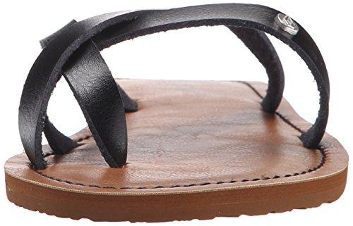 Women's dress Sandal Black Volcom Sandal Ramble vwqv6d