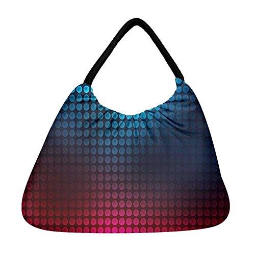Snoogg Snoogg Strandtasche Damen Damen mehrfarbig mehrfarbig UCdZcBqw