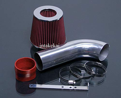 PERFORMANCE AIR INTAKE KIT + FILTER FOR 1989-1994 CHEVROLET/GEO TRACKER 1.6L 4-CYL ENGINE