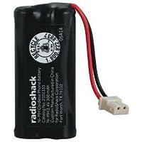 RadioShack 2.4V/300mAh AAA Ni-MH Cordless Phone Battery (2302355)