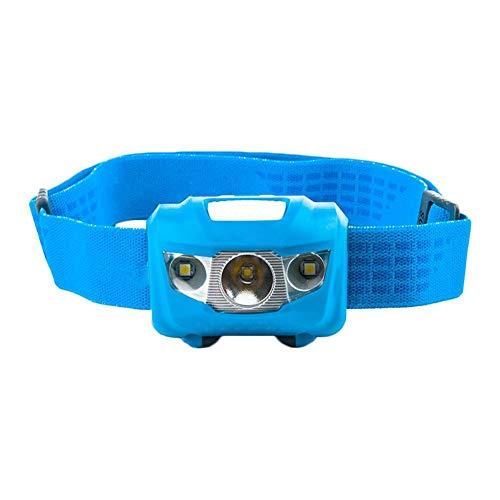 Laideyilan LED Headlamp Flashlight LED Light Super Bright 120M Waterproof Shock Resistant Red Strobe, Headlight for Great Camping Fishing Hiking Dog Walking Water