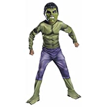 Rubies Costume Avengers 2 Age of Ultron Child's Hulk Costume, Medium
