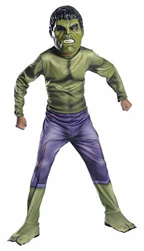 Rubie's Costume Avengers 2 Age of Ultron Child's Hulk Costume, (Party City Girl Pirate Costume)
