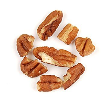 Commodity Nutmeats Pecan Choice Medium Pieces Raw 5 lb, 6 per case by Commodity Nutmeats
