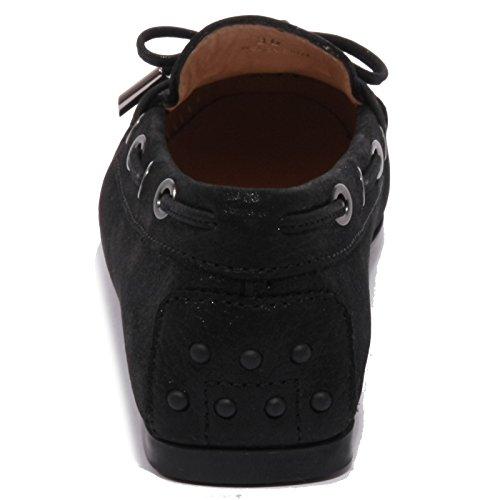 Nero Tod's Donna Loafer Women OCCHIELLI Shoes Scarpe Laccetto B1503 Mocassino Nero BYqBS