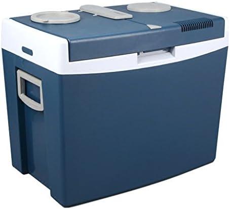12V 35Lオートカー冷蔵庫|ミニトラベル冷蔵庫クーラーボックス多機能クーラーフリーザーウォーマー