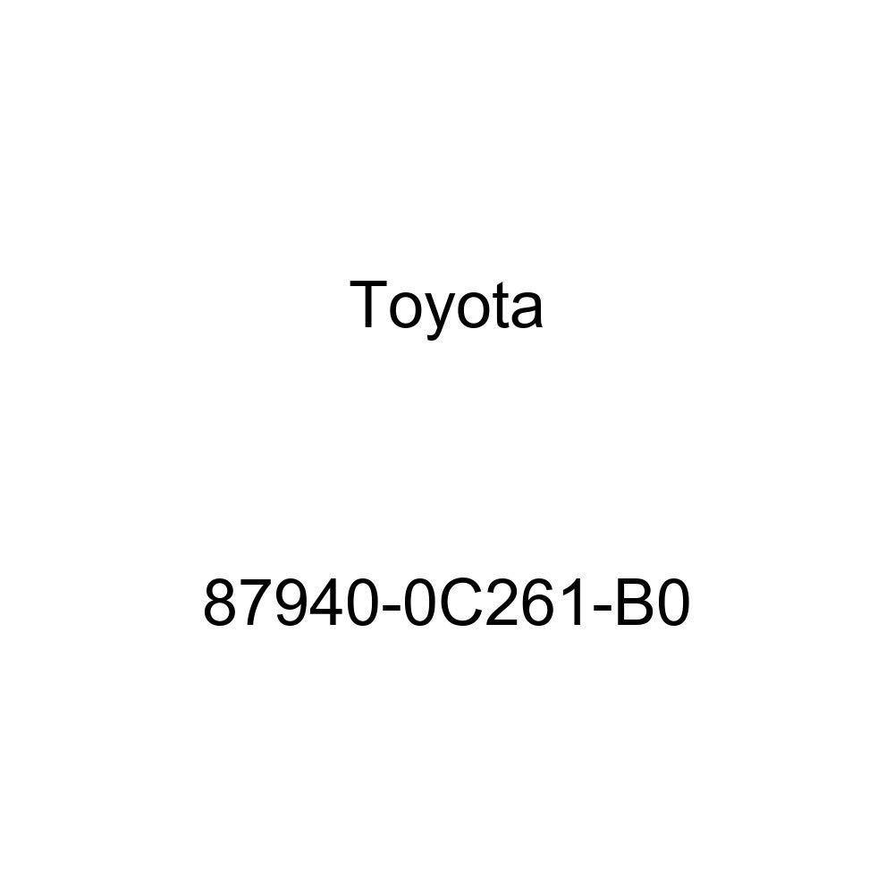 Genuine Toyota 87940-0C261-B0 Rear View Mirror Assembly