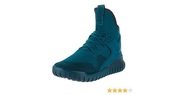 3be46b66d Amazon.com   adidas Men's Tubular X PK Originals Tecste/Tecste/Cblack  Basketball Shoe 9 Men US   Basketball