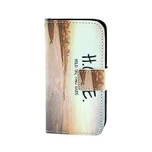Samsung S4 Mini I9190 compatible Graphic/Special Design PU Leather Full Body Cases