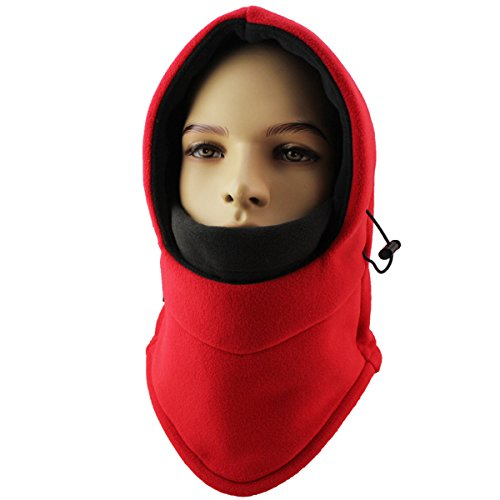 Balaclavas winter windproof Outdoor Sports Hooded Face Mask Neck Warmer