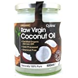 Optima Raw Virgin Coconut 500ml (Pack of 10)