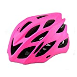 6X Colours - Scott Cycle Helmet with Safety Light,Adults Men and Women Sport