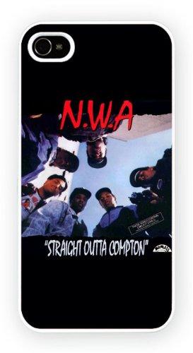 NWA - Straight Outta Compton, iPhone 6, Etui de téléphone mobile - encre brillant impression