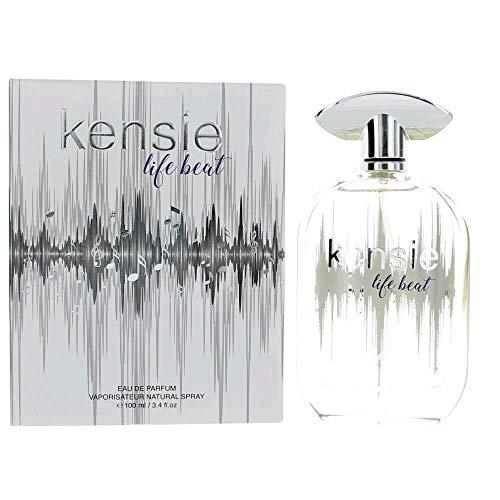 (Kensie Fragrance Life Beat Eau de Parfum Spray, 3.4 Ounce)