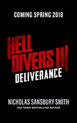 Hell Divers III: Deliverance (The Hell Divers Trilogy)