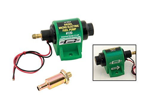 mr gasket electric fuel pump - 9