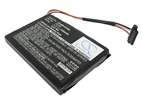 - VINTRONS 1100mAh Li-ion M1100 Battery for Magellan RoadMate 1470, 1440, 1445T, 1475T