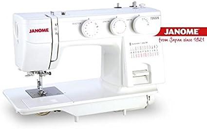 Janome - 72922S mecánica: Amazon.es: Hogar