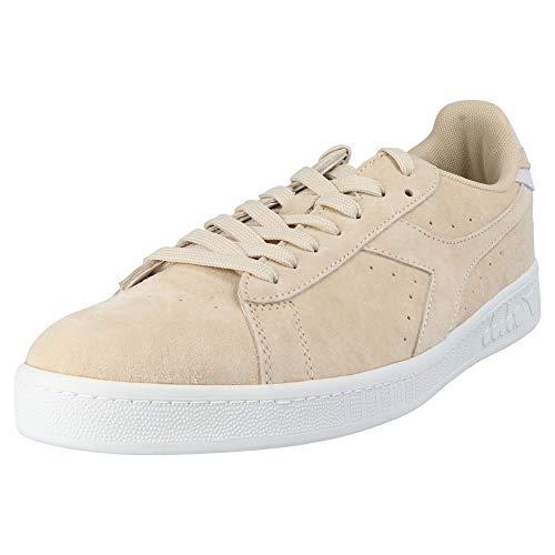 – Beige Game Low Adulto Collo Sneaker Diadora a S Basso Unisex W8vHRWxdwq